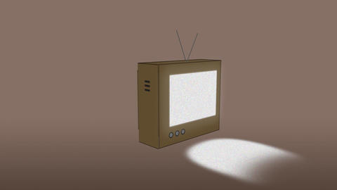Retro TV Animation