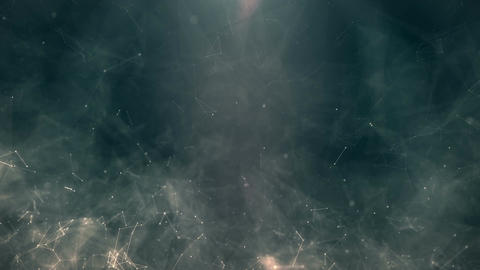 Plexus Background 1 - Loop CG動画素材
