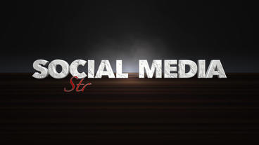 Social Media Status Templates Apple Motion Template