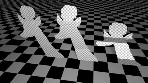 折り紙アニメーション After Effectsテンプレート