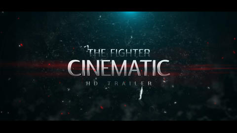 STREET FIGHTER Cinematic Trailer After Effects Template