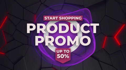 Digital Product Promo After Effects Template