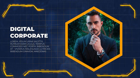 Digital Corporate After Effects Template