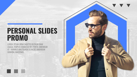 Personal Slides After Effects Template