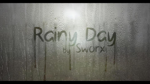 Rainy Day Logo Intro After Effects Template