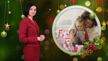 4 Christmas Template After Effects Projekt