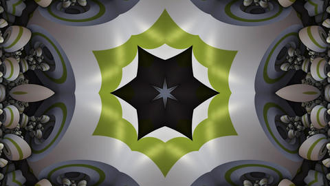 Kaleidoscope abstract 4k908 Live Action