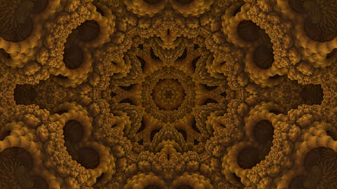 Kaleidoscope abstract 4k912 Live Action