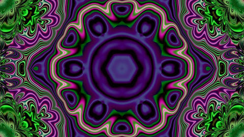 Kaleidoscope abstract 4k926 Live Action