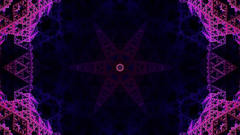 Kaleidoscope abstract 4k936 Live Action