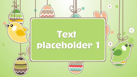 Easter After Effects Template
