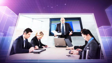 Corporate Business Template After Effects Projekt