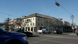 Strathcona Hotel on Whyte Ave in Edmonton Alberta Live Action