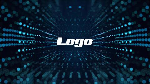 Digital Logo After Effects Template