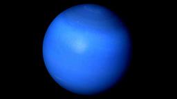 Neptune Planet Animation