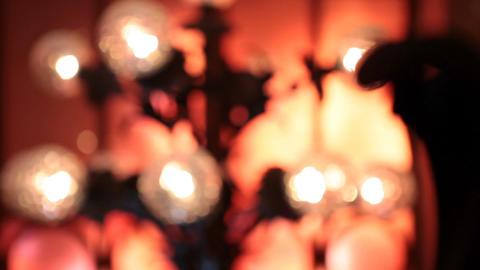 glass blur 07 Stock Video Footage