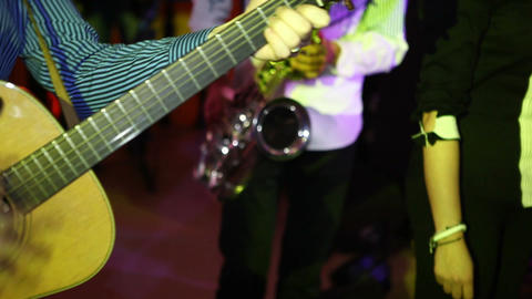 guitar 01 Footage