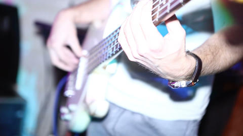 guitar 03 Footage