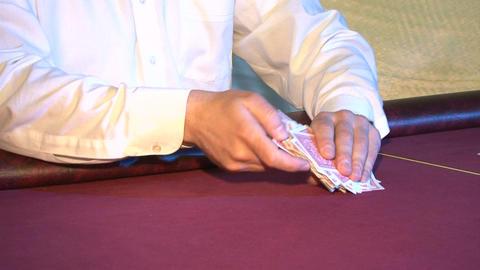 poker 01 Stock Video Footage
