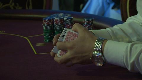 poker 03 Stock Video Footage