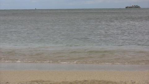 Waikiki Beach05 Footage