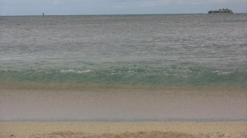 Waikiki Beach05 Stock Video Footage