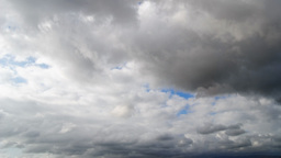 Clouds cer timelapse Animation