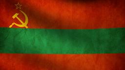 Transnistria flag Animation