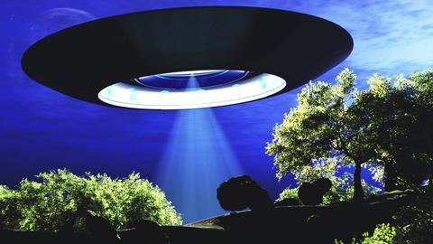 Ufo 4 Stock Video Footage