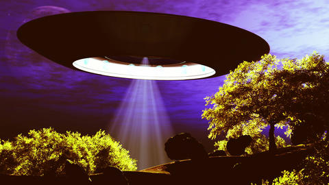 Ufo 6 Stock Video Footage