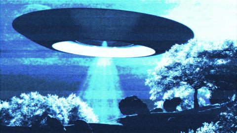 Ufo 8 Stock Video Footage