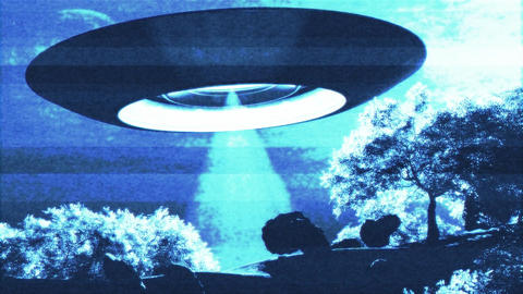 Ufo 8 Stock Video Footage