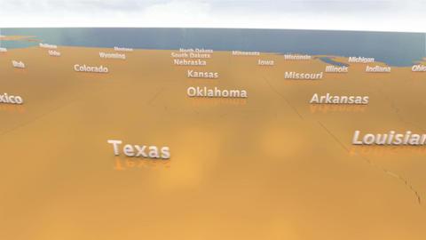 United States Journey Animation