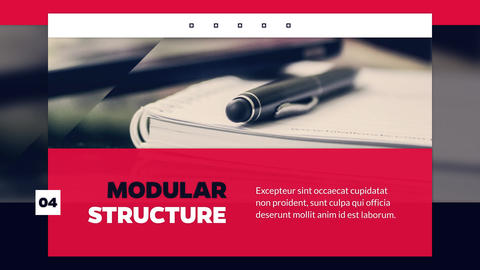 Clean Corporate - Slideshow After Effects Template