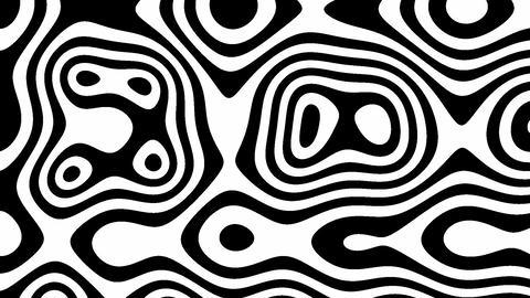 Moving geometric shapes Animation