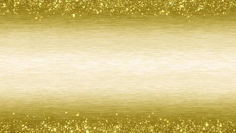 Golden-confetti-frame Gold Animation