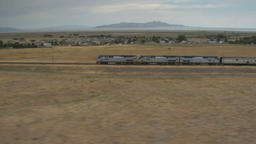 Passenger Train Footage