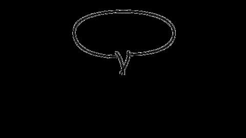 Handwritten speech bubble like a women's magazine02 Animation