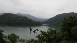 Turtle Island Shiding New Taipei CIty Taiwan 6 Footage
