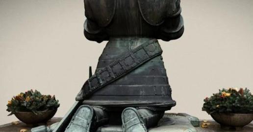 Grabdenkmal thury 3D Model