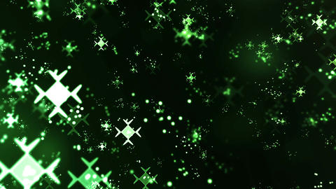 Abstract Particles 2 Animation