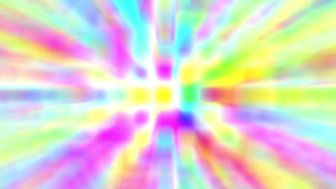 Disco Squares Colorful Glow Psychedelic Abstract VJ Motion Background Loop 2 Animation