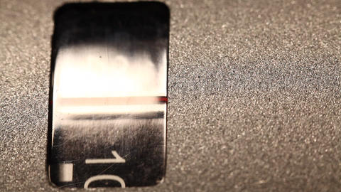 Camera Lens Close Up Footage