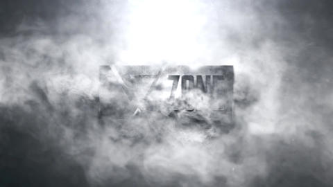 Cinematic Smoke Logo Reveal After Effects Template