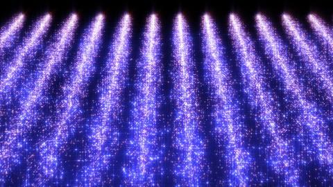 Light Water Fall 3 2 B HD Stock Video Footage