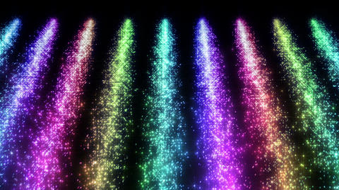Light Water Fall 3 3 R HD Stock Video Footage