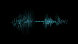 Audio spectrum loop Animation