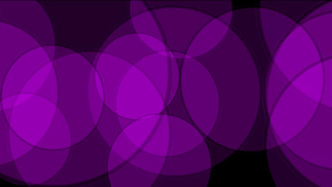 Purple Circle Light,defocused Circle Lights Drifting Downwards. stock footage
