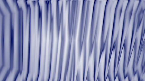 blue metal pillar,shock electric pulse wave,FRP energy field,stainless stripes b Animation