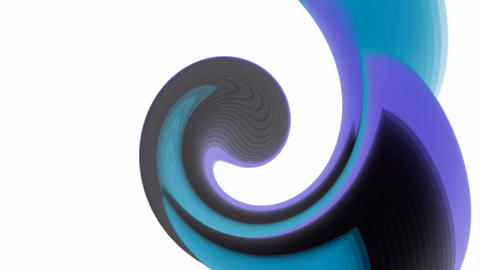 blue ocean waves,an ocean surf,swirl circle pattern.particle,material,texture,Fi Animation